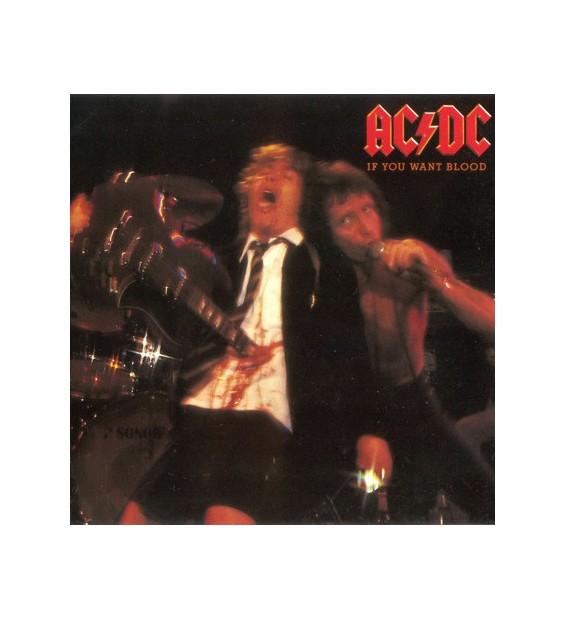 AC/DC - If You Want Blood You've Got It (LP, Album, RP) mesvinyles.fr