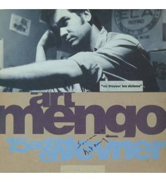 Art Mengo - Un 15 Août En Février (LP, Album) mesvinyles.fr