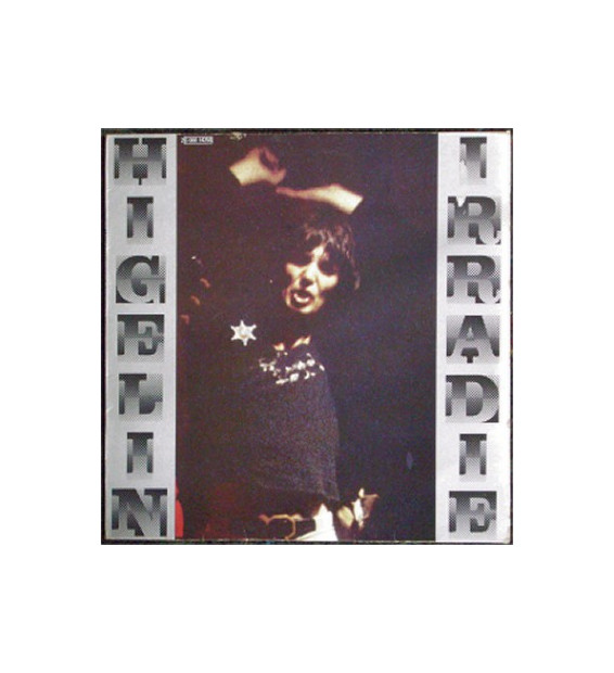 Higelin* - Irradié (LP, Album) mesvinyles.fr