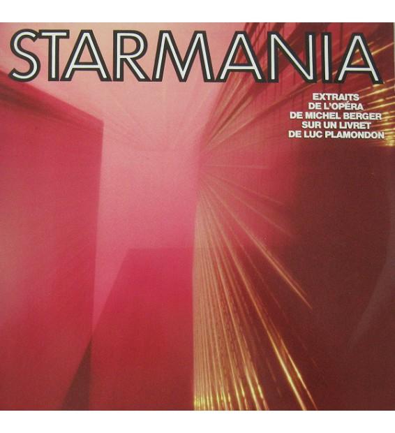 Michel Berger / Luc Plamondon - Starmania (Extraits De L'Opéra) (LP, Album, RE) mesvinyles.fr