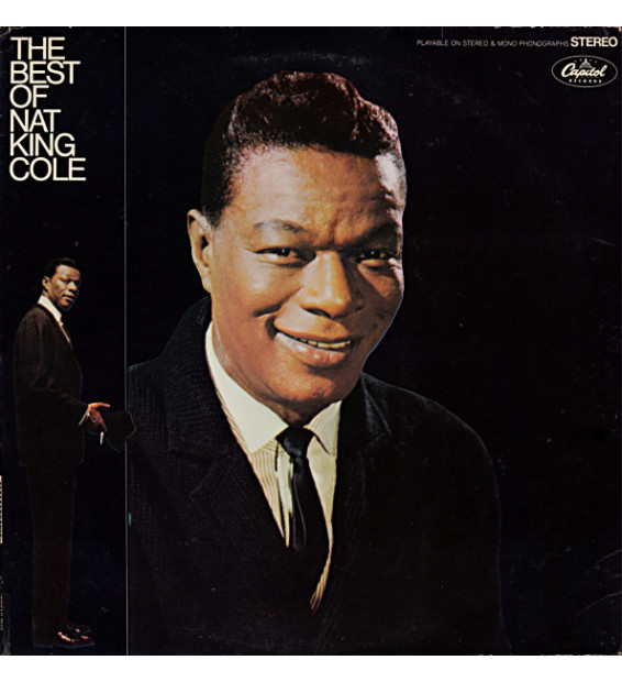 Nat King Cole - The Best Of Nat King Cole (LP, Comp, RE) mesvinyles.fr
