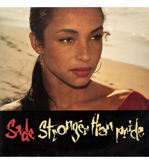 Sade - Stronger Than Pride (LP, Album) mesvinyles.fr