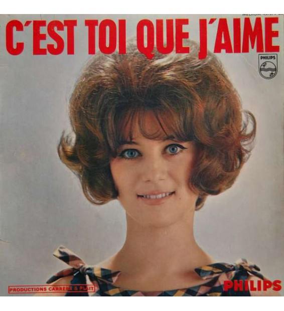 """Sheila (5) - C'est Toi Que J'aime (7"""", EP) mesvinyles.fr"""