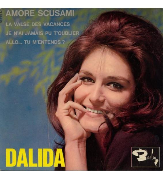 "Dalida - Amore Scusami (7"", EP) mesvinyles.fr"