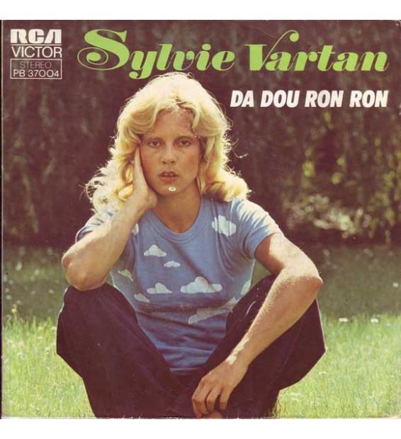 """Sylvie Vartan - Da Dou Ron Ron (7"""", Single) mesvinyles.fr"""