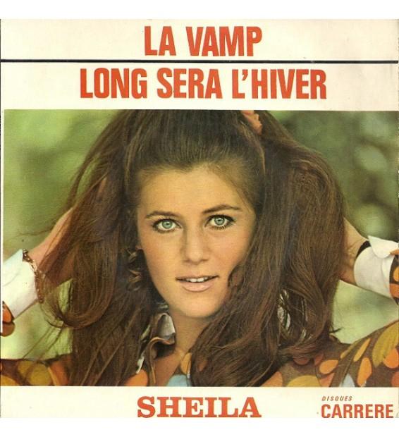 "Sheila (5) - La Vamp / Long Sera L'hiver (7"", EP) mesvinyles.fr"