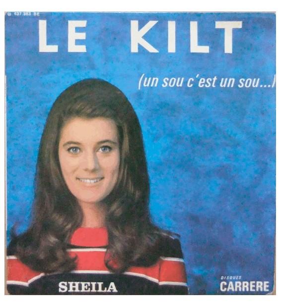 """Sheila (5) - Le Kilt (Un Sou C'est Un Sou...) (7"""", EP) mesvinyles.fr"""