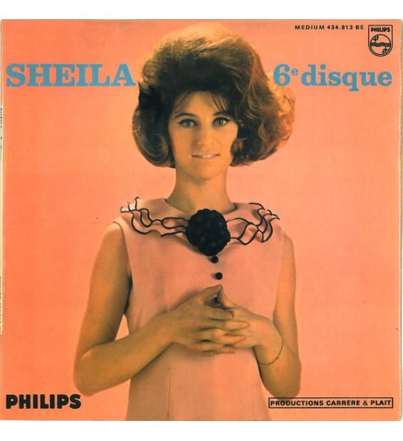 "Sheila (5) - Chaque Instant De Chaque Jour (7"", EP, Mono) mesvinyles.fr"