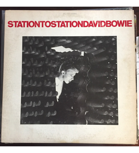 David Bowie - Station To Station (LP, Album) mesvinyles.fr
