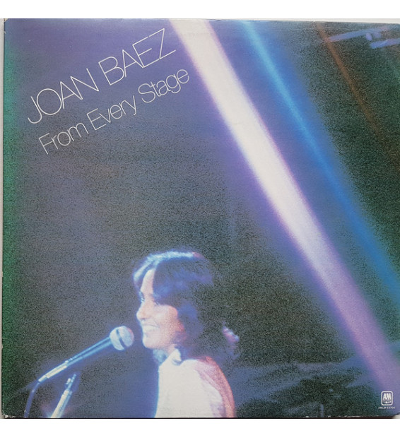 Joan Baez - From Every Stage (2xLP, Album, RE) mesvinyles.fr