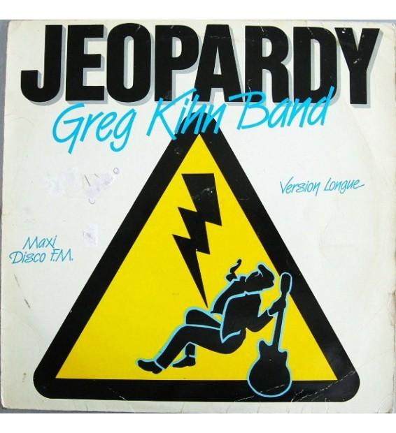 "Greg Kihn Band - Jeopardy (Version Longue) (12"", Maxi) mesvinyles.fr"