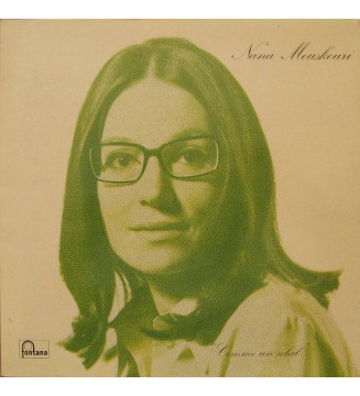 Nana Mouskouri - Comme Un Soleil (LP, Album, RE) mesvinyles.fr