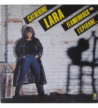 Catherine Lara - Flamenrock / Espionne... (LP, Album) mesvinyles.fr