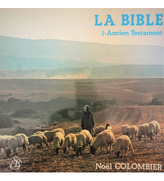 Noël Colombier - La Bible - 1 - Ancien Testament (LP, Album) mesvinyles.fr