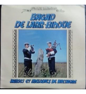 Bagad De Lann-Bihoué - Danses Et Mélodies (LP, Album) mesvinyles.fr