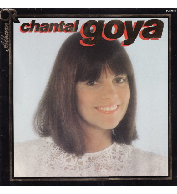 Chantal Goya - Album Or (LP, Comp, Gat) mesvinyles.fr