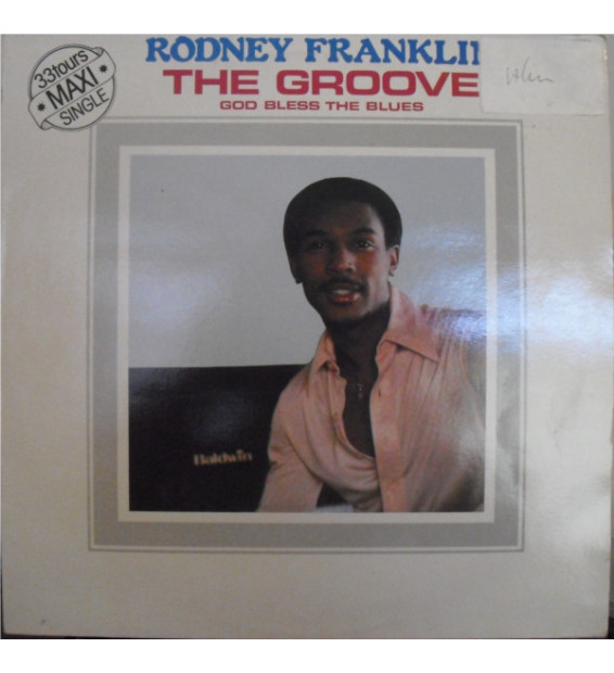 """Rodney Franklin - The Groove (12"""", Maxi, Pic) mesvinyles.fr"""