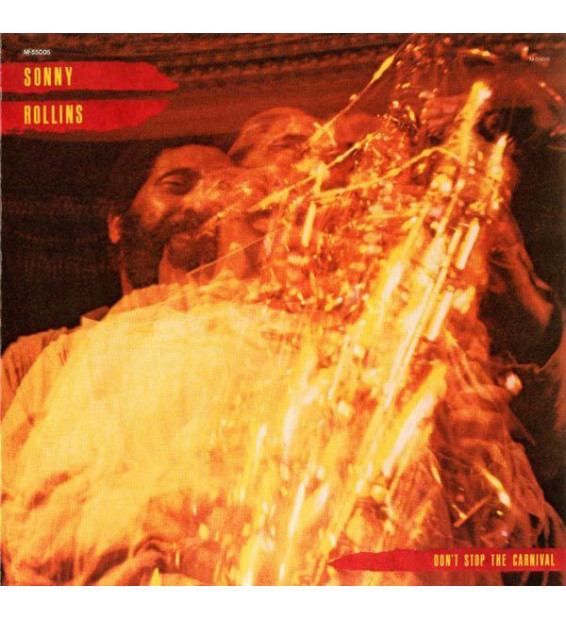 Sonny Rollins - Don't Stop The Carnival (2xLP, Album, Gat) mesvinyles.fr