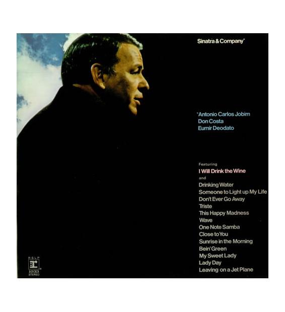 Frank Sinatra - Sinatra & Company (LP, Album) mesvinyles.fr