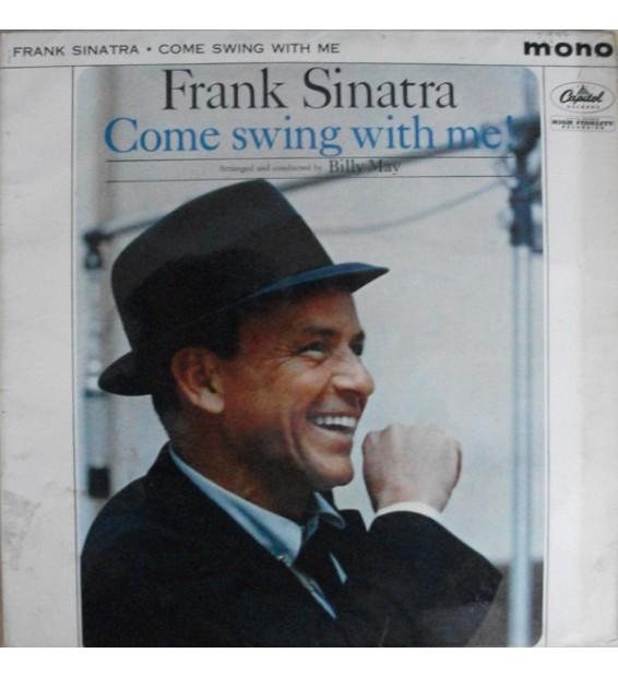 Frank Sinatra - Come Swing With Me! (LP, Album, Mono) mesvinyles.fr