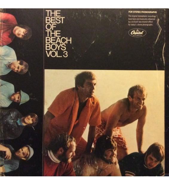 The Beach Boys - The Best Of The Beach Boys, Vol. 3 (LP, Comp)