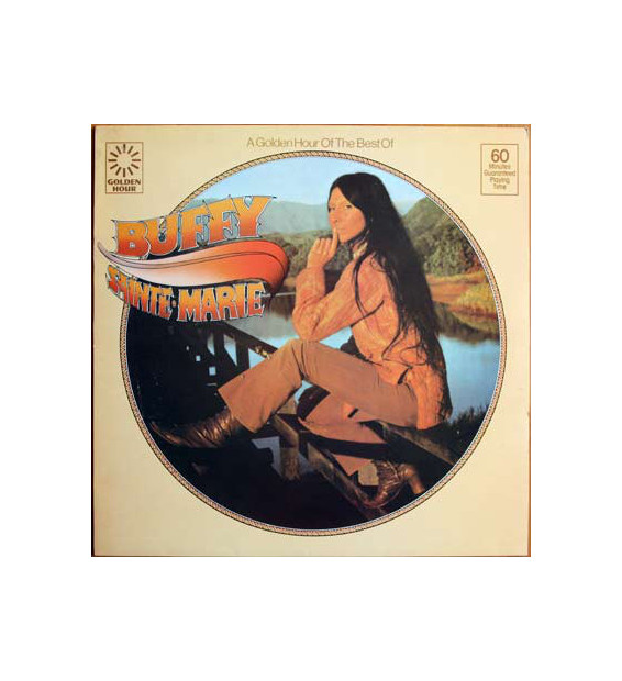 Buffy Sainte-Marie - A Golden Hour Of The Best Of (LP, Comp) mesvinyles.fr