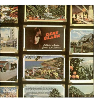 Gene Clark - Collector's Series: Early L.A. Sessions (LP, Album) mesvinyles.fr