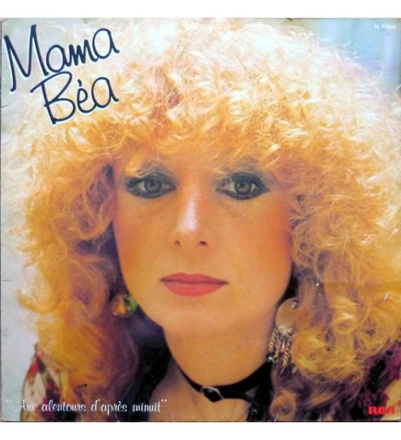 Mama Béa - Aux Alentours D'Après Minuit (LP, Album) mesvinyles.fr