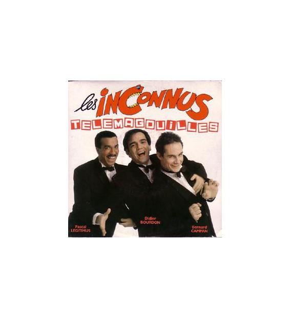 """Les Inconnus - Télémagouilles (7"""", Single) mesvinyles.fr"""