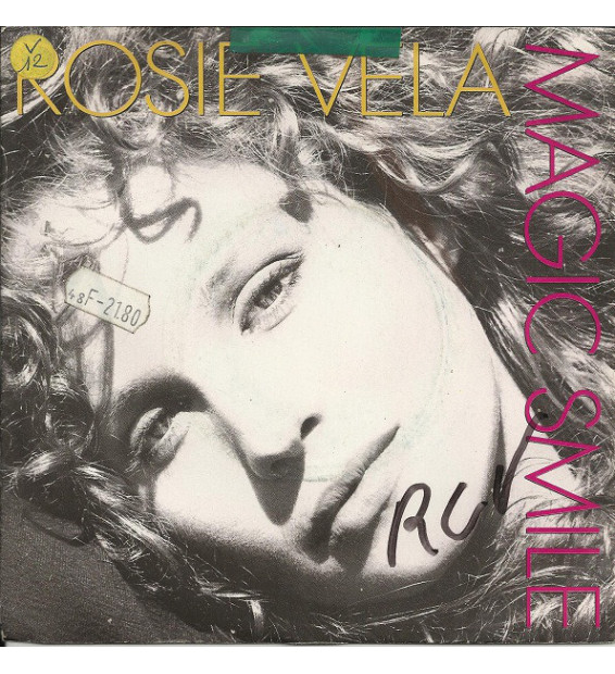"Rosie Vela - Magic Smile (7"", Single) mesvinyles.fr"