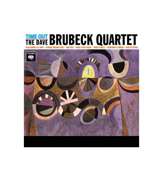 The Dave Brubeck Quartet - Time Out (LP, Album, RE) mesvinyles.fr
