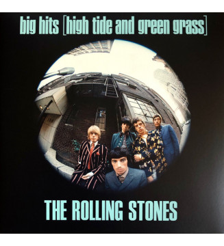 The Rolling Stones - Big Hits (High Tide And Green Grass) (LP, Comp, Mono, Ltd, RE, Gre) Disquaire Day (RSD) mesvinyles.fr