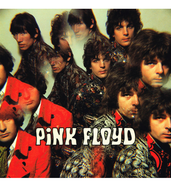 Pink Floyd - The Piper At The Gates Of Dawn (LP, Album, RE, RM, 180) mesvinyles.fr