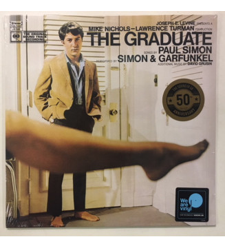 Simon & Garfunkel, Dave Grusin - The Graduate (Original Sound Track Recording) (LP, Album, RE) mesvinyles.fr