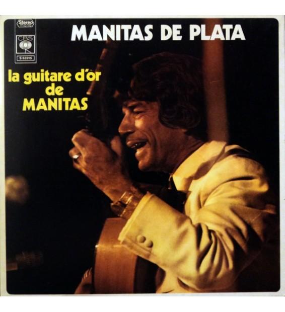 Manitas De Plata - La Guitare D'Or De Manitas (LP, Album, Gat)