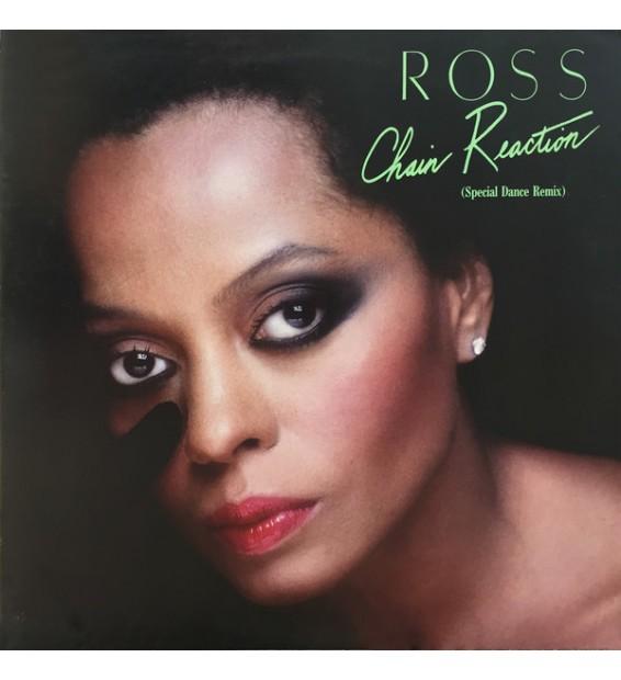 "Diana Ross - Chain Reaction (Special Dance Remix) (12"") mesvinyles.fr"