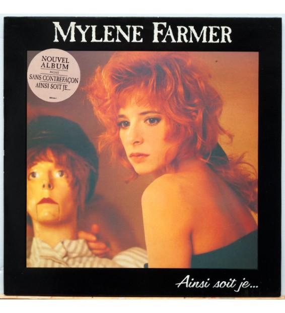 Mylene Farmer* - Ainsi Soit Je... (LP, Album) mesvinyles.fr