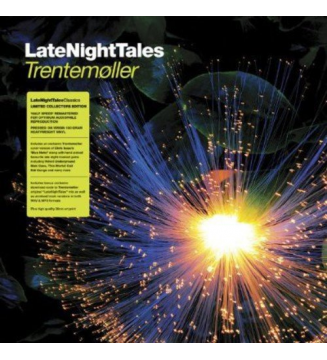 VARIOUS ARTISTS - late night tales - trentemoller new