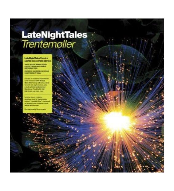 VARIOUS ARTISTS - late night tales - trentemoller