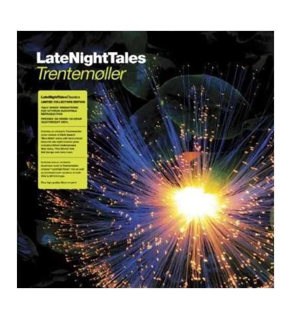 VARIOUS ARTISTS - late night tales - trentemoller mesvinyles.fr