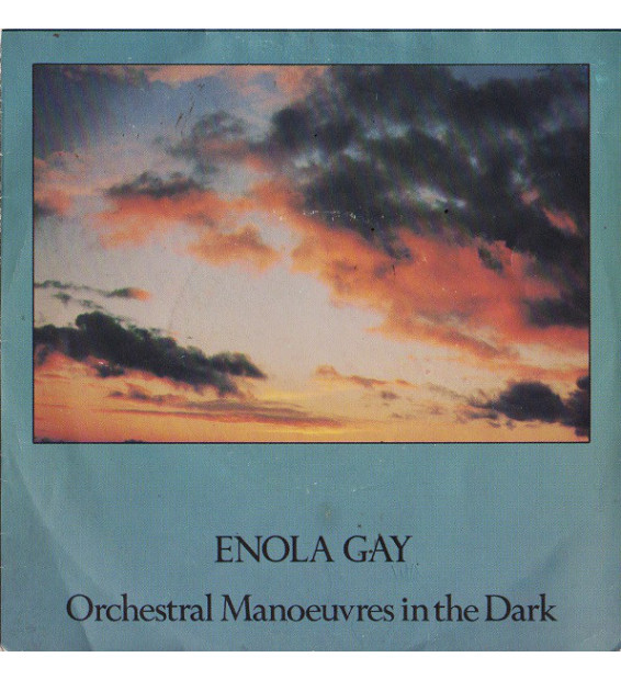 "Orchestral Manoeuvres In The Dark - Enola Gay (7"", Single) mesvinyles.fr"