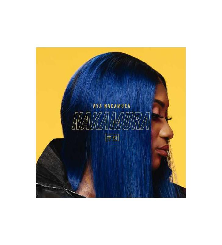 Aya Nakamura (2) - Nakamura (LP, Album, Blu) mesvinyles.fr