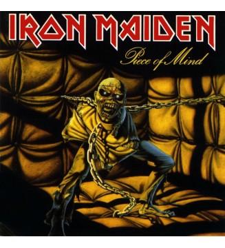 Iron Maiden - Piece Of Mind (LP, Album, RE, RM, 180) mesvinyles.fr