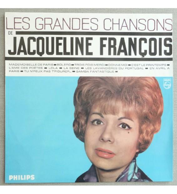 Jacqueline Francois* - Les Grandes Chansons de Jacqueline François (LP, Comp) mesvinyles.fr