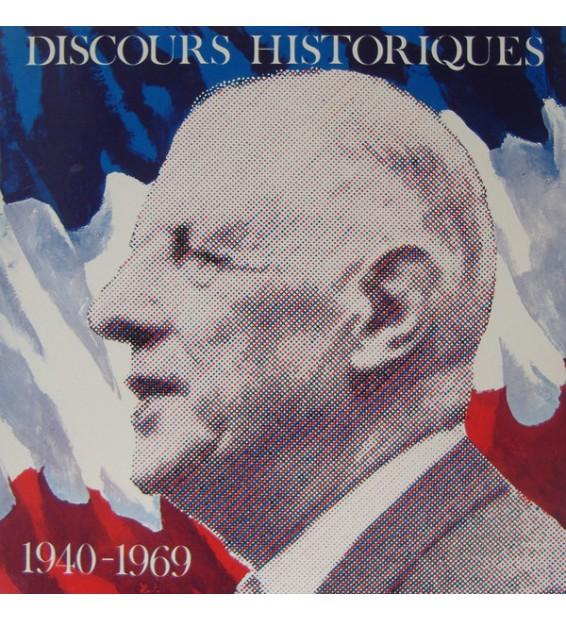 Charles De Gaulle - Extraits De Discours 1940-1969 (LP, Comp) mesvinyles.fr