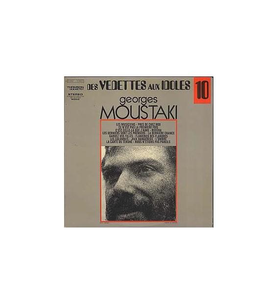 Georges Moustaki - Des Vedettes Aux Idoles (LP, Comp) mesvinyles.fr