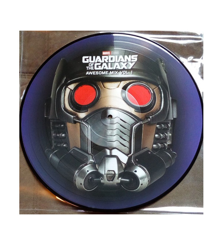 Various - Guardians Of The Galaxy: Awesome Mix Vol. 1 (Original Motion Picture Soundtrack) (LP, Album, Pic) mesvinyles.fr