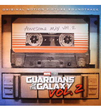 Various - Guardians Of The Galaxy Vol. 2: Awesome Mix Vol. 2 (LP, Comp) mesvinyles.fr