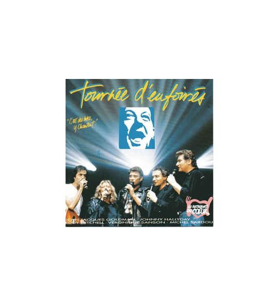 Les Enfoirés - Tournée d'enfoirés (LP, Album) mesvinyles.fr
