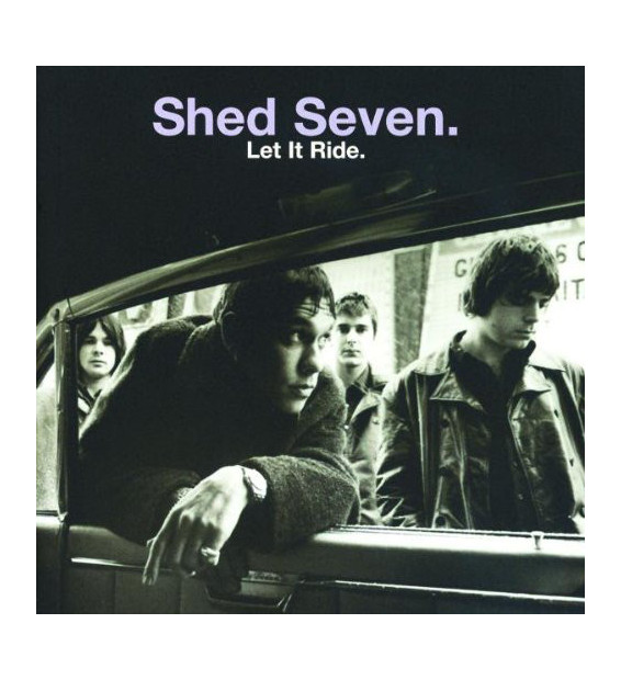 Shed Seven - Let It Ride (LP, Album) mesvinyles.fr